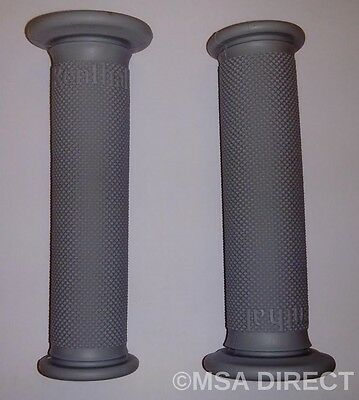 Renthal Road Race Grips - Full Diamond Soft Compound - 120mm (1 Pair) (G147)