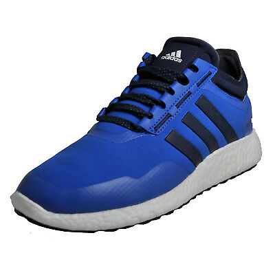 Adidas CH Rocket Boost Mens Superior Running Shoes Fitness Gym Trainers Blue