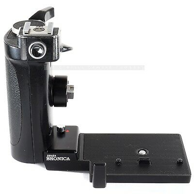 Rare Zenza Bronica Speed Grip S for SQ-Ai SQ-A SQ-B Hand Winder & Flash Holder