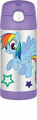 Thermos Funtainer 12 Ounce Bottle, My Little Pony (Styles Vary)