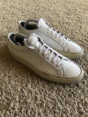 Common Projects Achilles Low White Size EU 41 / US 9