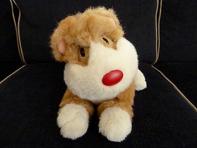 """Vintage Big Comfy Couch Plush Snicklefritz 12"""" Cat Stuffed Clown Kitty 1995"""