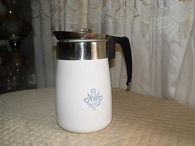 vintage coffee percolator made in usa 6 cups in excellent condition top of stove