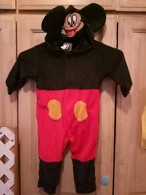 mickey mouse custome