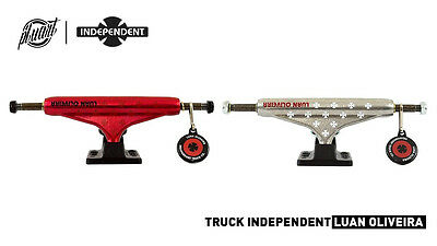 Independent Oliviera 139 Skateboard Trucks -assorted colours