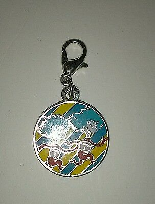 DR. SEUSS Thing 1 and Thing 2 CHARM FROM UNIVERSAL STUDIOS THEME PARK JEWELRY