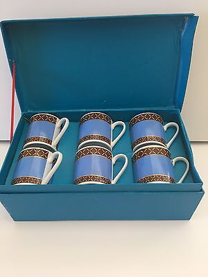 Imperial Espresso/Tea/Coffee 12-Piece Set Italian Design by Antonio