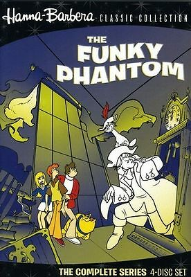 Hanna-Barbera Classic Collection: The Funky Phantom - The Complete Series (New D