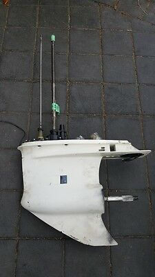 2002 EVINRUDE Johnson 175HP LOWER UNIT GEAR CASE 5001589 5000624 90HP-250HP
