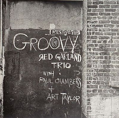Red Garland Trio - Groovy +++2 LPs 180g 45rpm ++Analogue Productions +NEU++OVP