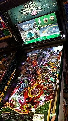 Wizard of Oz  EC LE pinball