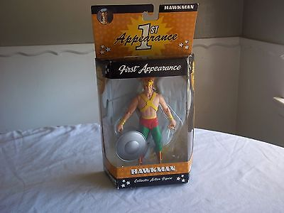 DC Direct Hawkman 1st Appearence Action Figure NIB
