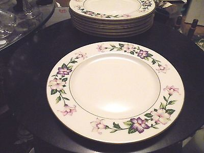 Pickard PAMELA Salad Plates MINT Condition - 8 Available
