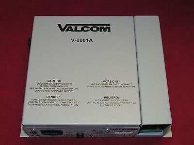 Valcom V-2001A Page Control - Enhanced 1-Way, 1-Zone, Built-In Power