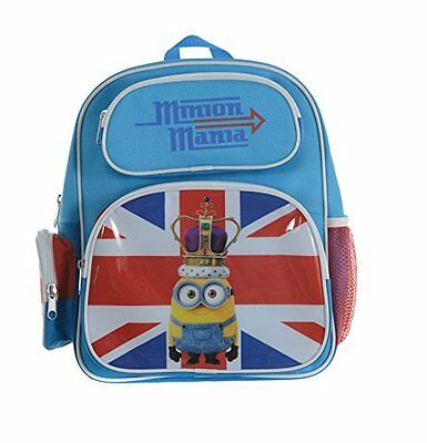 Minion Movie 13-Inch British Backpack