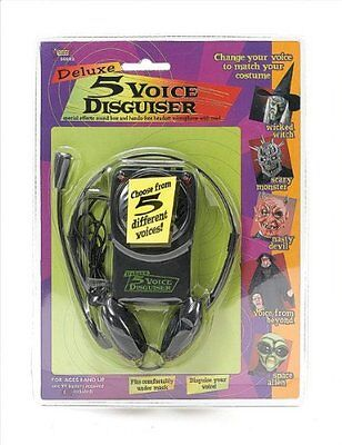 Voice Changer & Headset Mic