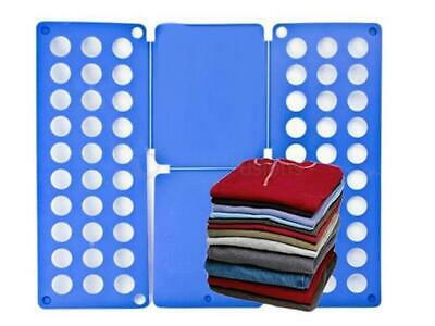 Adult Magic Clothes T-Shirt Folder Jumpers Organiser Easy Fold Laundry Suitcase