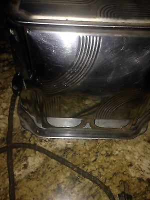 Sun King 680  vintage toaster working condition