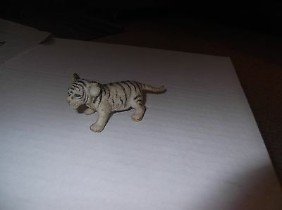White tiger mini figure