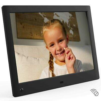 NIX Advance - 10 inch Widescreen Digital Photo & HD Video (720p) Frame X10H