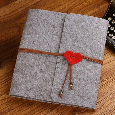 Photo Album Memory DIY Scrapbook Photograph Travel Mini Film Paper Book Holder