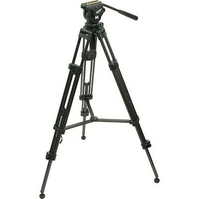 New Magnus VT-4000 Professional High Performance Tripod System with Fluid Head