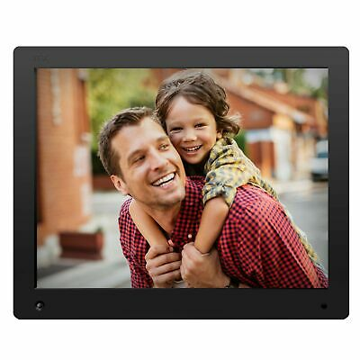 NIX Advance- 15 inch Digital Photo & HD Video (720p) Frame with Motion Senso
