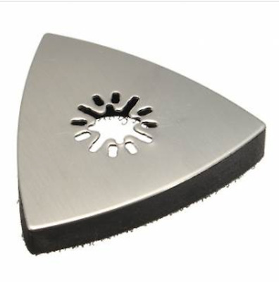 79mm Triangular Sanding Pad Oscillating Multi Tool Saw Blades fits For Bosch Fei