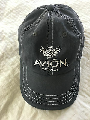 Rare Not Found In Stores!! Avion Tequila 100 % Cotton Hat!!