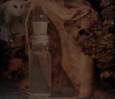 WISE WOMAN Ritual Oil Anointing Oil Calming Oil Potion ~Wicca Witchcraft Pagan
