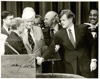 "James E. ""Jimmy"" Carter - Photograph Signed"