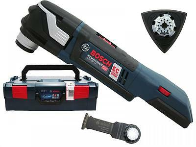 Bosch Gop18 V-28 18V Cordless Starlock Plus Multi Cutter Body With Accs In Lboxx