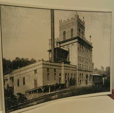 Old Rockwood Pa. Beer Brewery Brew House Somerset County Print