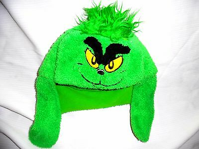 The Grinch That Stole Christmas Promotional Toque Hat