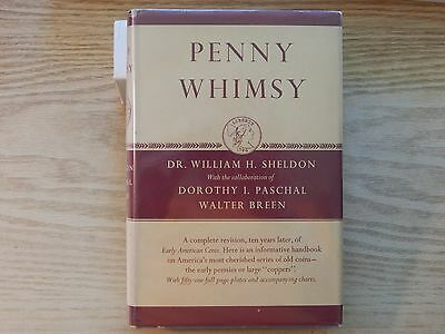 Penny Whimsy by William H. Sheldon, Dorothy I. Paschal & Walter Breen