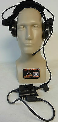 Bose Tactical Headset with Microphone Gently Used