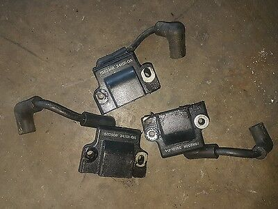 60hp 70hp Evinrude johnson outboard motor coils 582508 Johnson ignition coils