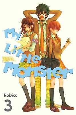 My Little Monster, Volume 3 by Robico Paperback Book (English)