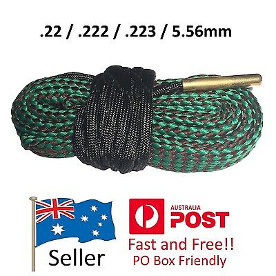 Bore Snake All-in-One Rifle Cleaning suit .22, .222, .223, 5.56mm