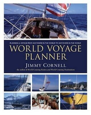 World Voyage Planner by Jimmy Cornell Paperback Book (English)