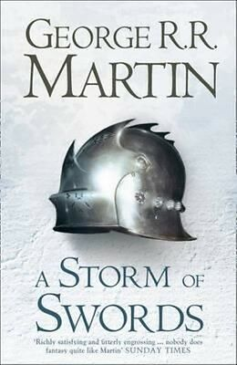 A Storm of Swords: Book 3 of A Song of Ice and Fire by George R.R. Martin (Engli