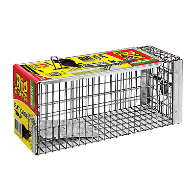 Rat Cage Trap The Big Cheese