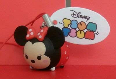 Minnie Tsum Tsum Japan Disney Keychain collectable Game Prize