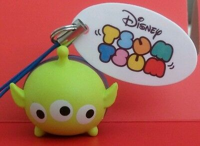 Toy Story Alien 3 Eye Tsum Tsum Japan Disney Keychain collectable Game Prize