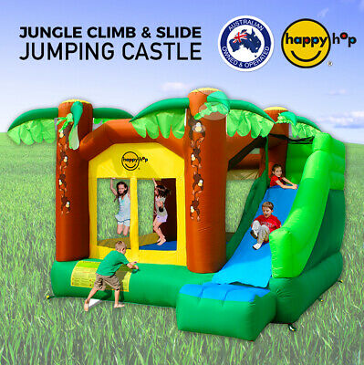 Happy Hop  Monkey Jumping Castle and slide 9164