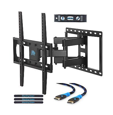 Mounting Dream MD2380 TV Wall Mount Bracket for most 26-55 Inch LED LCD OLED ...