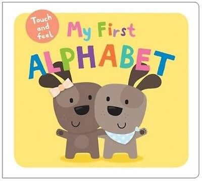 My First Alphabet by Roger Priddy Board Books Book