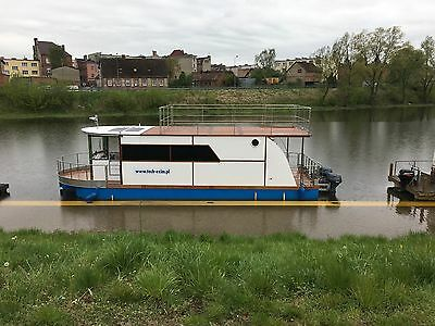 HB Veris Hausboot Houseboat Tech-Exim.pl