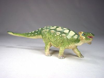 Safari Ankylosaurus Carnegie Collection Dinosaur Figure 2004 Toy Dino Model Rare