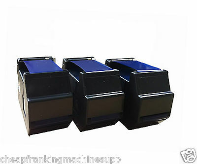 58.0034.3071.00 Compatible FP Optimail 20 - 30 - 35 Franking machine inks x3